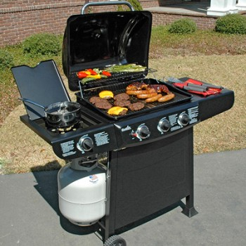 char broil commercial grill manual